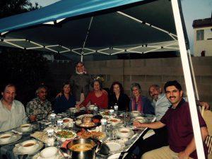 Iftar in Albuquerque
