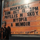 Reading at Bookworks on Oct. 15: A Gift