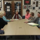 Pleasant Encounters: A Great Book Club Session on What Survives
