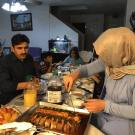 On learning a new language, and gaining a family